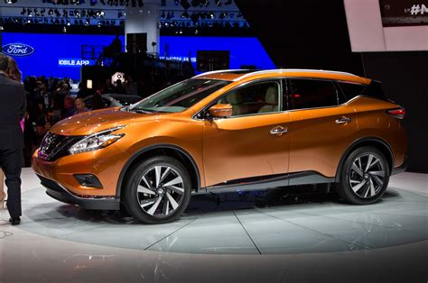 2015 Nissan Suv by 2015 Nissan Murano Suv Wallpaper Hd 4 Carstuneup