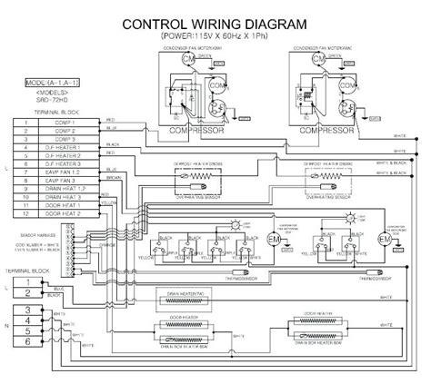kenmore fridge wiring diagram 29 wiring diagram images