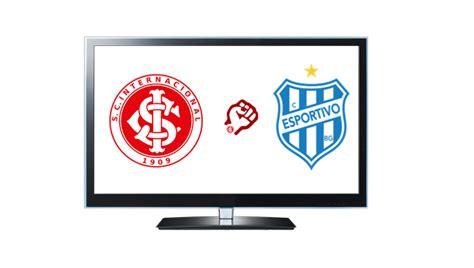 Onde assistir e prováveis escalações de Inter x Esportivo