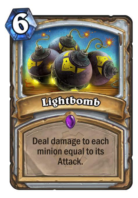 Priest Decks Hearthstone Gvg by Lightbomb Hearthstone Card