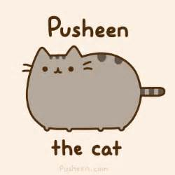 i am pusheen the cat storyboard