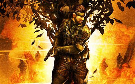 Metal Gear Solid Wallpaper 1080p Metal Gear Solid 3 Wallpapers Wallpaper Cave