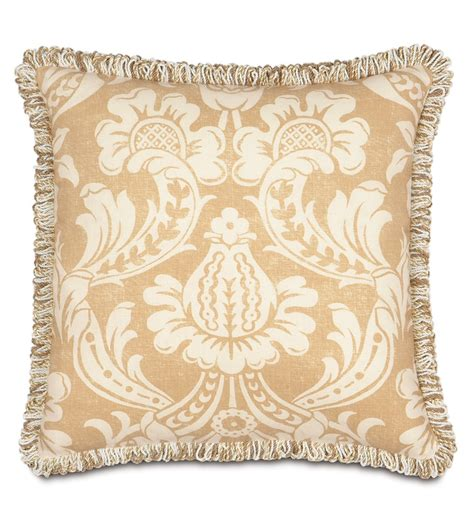 pillows with fringe fringed pillow pillow lovers pinterest