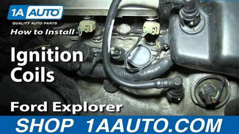 install replace ignition coils     ford