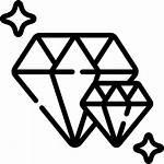 Icons Flaticon Kristali Jewelry Freepik Icon Gratis