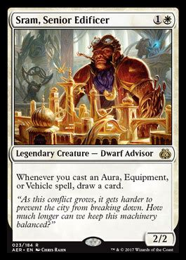 commander theory sram senior artificer