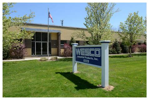 wesco industrial products inc wales pennsylvania