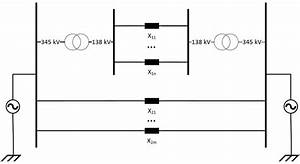 Schematic Circuit Representation Of The Transmission Lines