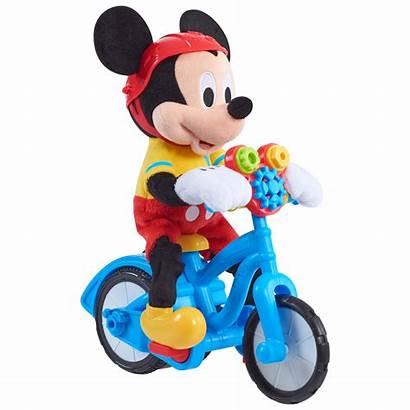 Mickey Mouse Clubhouse Plush Boppin Bikin Play