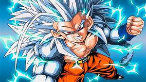 Goku Super Saiyan 5 - Amazing Wallpaper HD