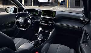 Photo Int U00e9rieur Peugeot 208 Ii Gt Line  2019
