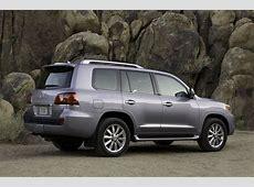2009 Lexus LX 570 Review Car Reviews