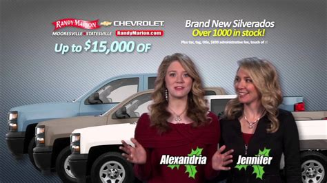 randy marion chevrolet silverado december  youtube