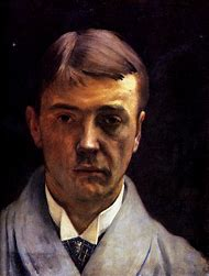 Felix Vallotton Portrait