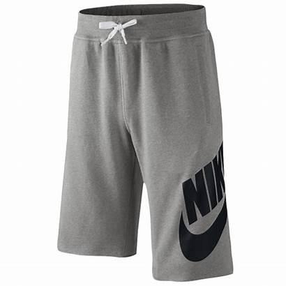 Shorts Boys Nike Grade Alumni Grey Casual