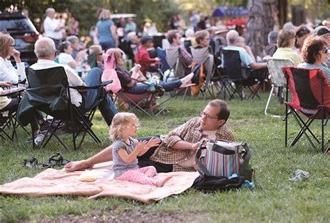 jazz in the garden jazz concerts return to toledo botanical garden the blade