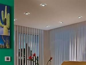 Installer Spot Plafond Existant : comment installer des spots encastrer castorama ~ Dailycaller-alerts.com Idées de Décoration