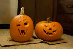 Funny Faces Pumpkin Carving Ideas