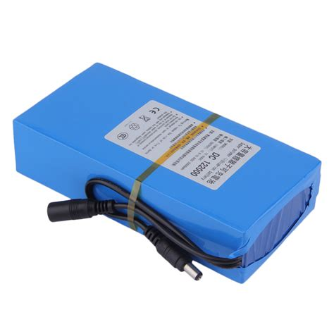 20000mah lithium ion rechargeable battery ac power