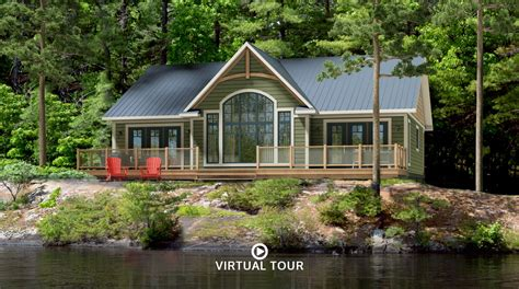 Cottage Design Muskoka Beaver Homes And Cottages Home Building Centre