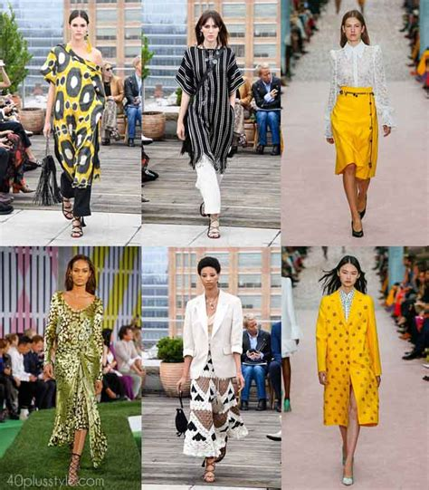 Fashion Trends 2019 The Best Looks From The Ss19 Fashion