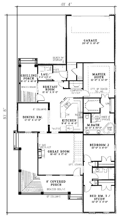 country floor plans shackelford country home plan 055d 0049 house plans and more