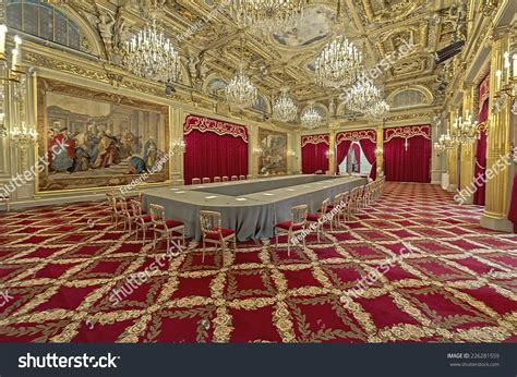 salle de ventes elysee october 24 2014 inside stock photo 226281559