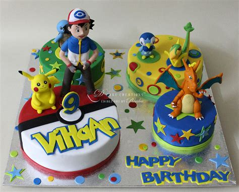 Pokemon Baby Nursery by Pok 233 Mon Cake D Cake Creations