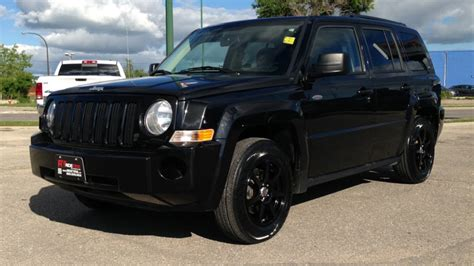 2017 jeep patriot black rims 2010 jeep patriot north edition winnipeg mb black rims