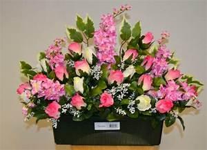 Fleurs Artificielles Gifi : fleurs artificielles pour cimetiere la pilounette ~ Teatrodelosmanantiales.com Idées de Décoration