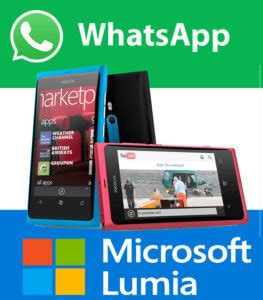 whatsapp для lumia скачать ватсап на майкрософт люмия