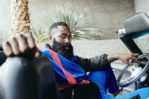 James Harden Says the Rockets Might Be