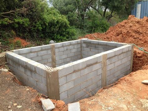 Wassertank Selber Bauen by Zisterne Beton Selber Bauen Betonringe Zisterne Eckventil