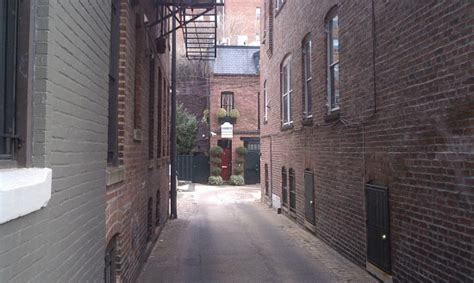 alleys dcs  streets  attracting attention