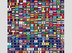 Lamina 45 X 30 Cm Banderas Del Mundo $ 380,00 en