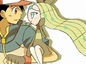 Meloetta and Ash