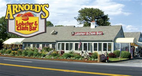 Arnold's Lobster & Clam Bar  Eastham, Ma Ettractionscom
