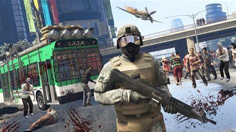 Zombies Apocalypse Mod!! (gta 5 Mods Gameplay