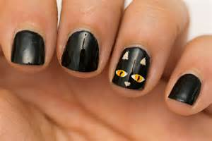 Beauty by arielle quick and easy halloween nail art for