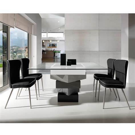 impressionnant table en verre fer forge et chaises 13 salle 224 manger monde achatvente salle
