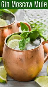 Moscow Mule Gin : moscow mule with gin shake drink repeat ~ Orissabook.com Haus und Dekorationen