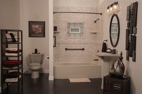 Bathroom Remodel In One Day by Canton One Day Bath Remodel Bathroom Remodeling Jr