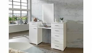 Coiffeuse Pour Chambre : coiffeuse avec miroir meuble de chambre pour commode ~ Teatrodelosmanantiales.com Idées de Décoration