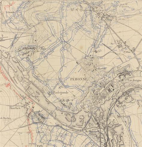 explorer les cartes de la grande guerre sources de la
