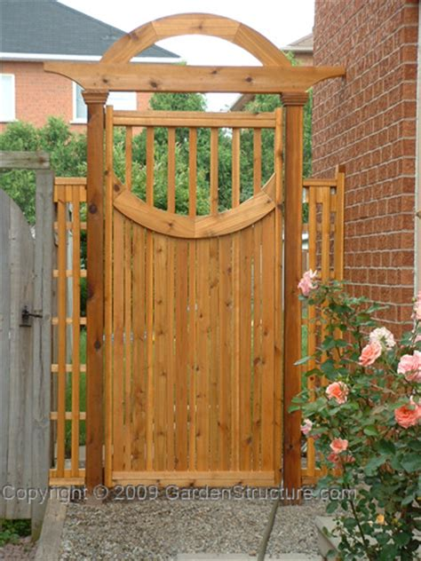 gate design in semi transparent finish the shape of