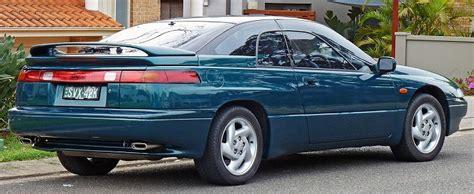アルシオーネSVX (1991-1996):スバルの生んだ奇跡の4WDスペシャリティクーペ [CXD/CXW]