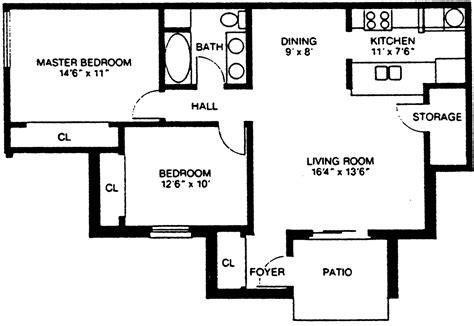 floor plans village green east apartments munz
