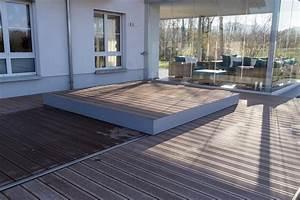 whirlpool in terrassendeck integriert fs montagen With whirlpool garten mit beläge für balkone und terrassen
