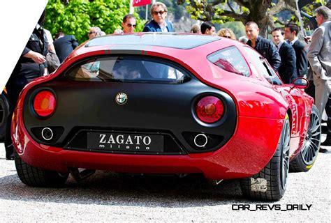 2010 Zagato Tz3 Corsa Vs. 1965 Alfa Romeo Giulia Tz