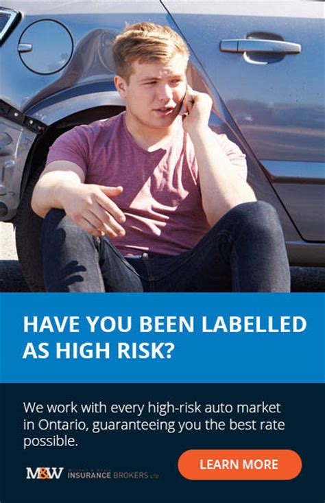 High Risk Auto Insurance - rv and motor home insurance mitchell whale ltd